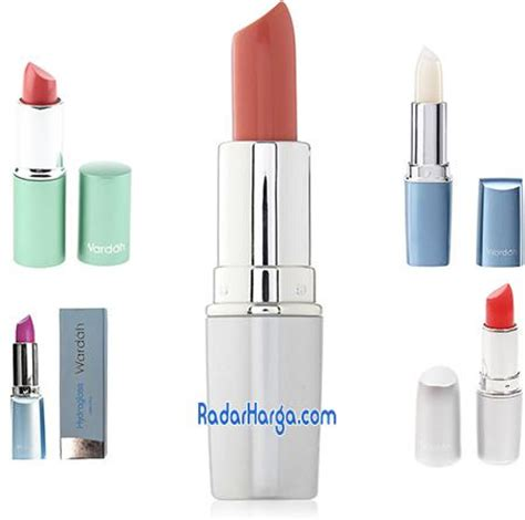Daftar Harga Lipstik Matte Berbagai Merk daftar harga lipstik wardah warna terbaru 2019