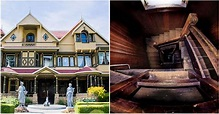 7 Secrets Of The Winchester Mystery House - America's Most ...