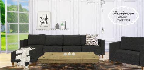 wondymoon nitrogen conversion  mio sims  cc furniture
