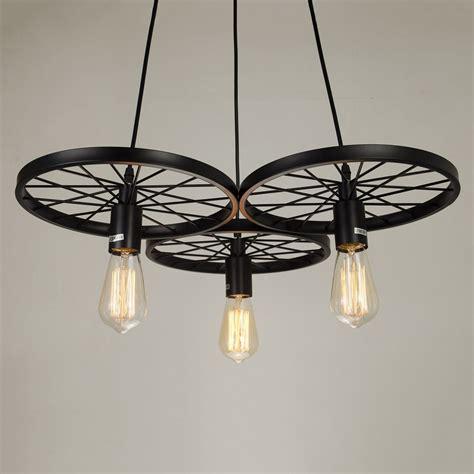 three light pendant chandelier industrial style pendant light 3 edison bulbs chandelier
