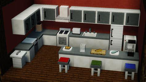 Kitchen In Minecraft Pe by Mrcrayfish S Furniture Mod V3 6 The Update