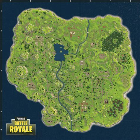 fortnite quizzes fortnite battle royale map quiz by conorrm