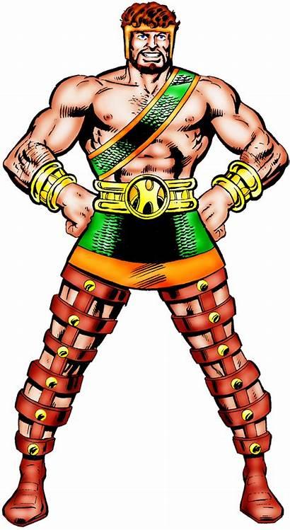 Hercules Marvel Universe Hercule Comics Avengers Ii