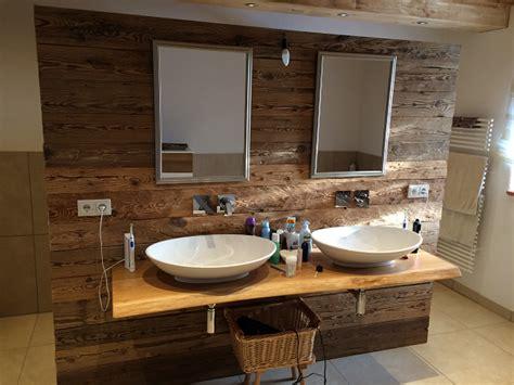 Wandverkleidung Fürs Bad by Holz Wandverkleidung Bad In 2019 Ba 241 Os