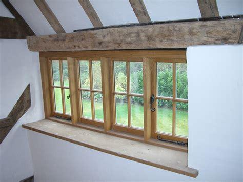 frame  view  bespoke wooden windows jla joinery