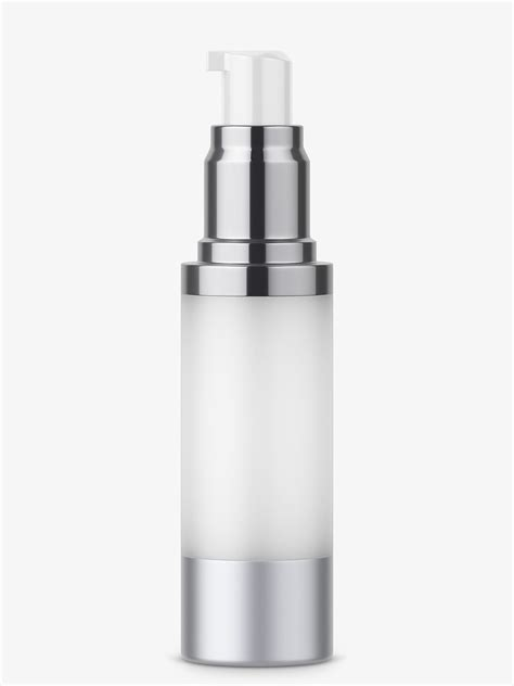 It is very easy to the layers in psd file are segregated and colorized. Pin na Cosmetic bottle mockups