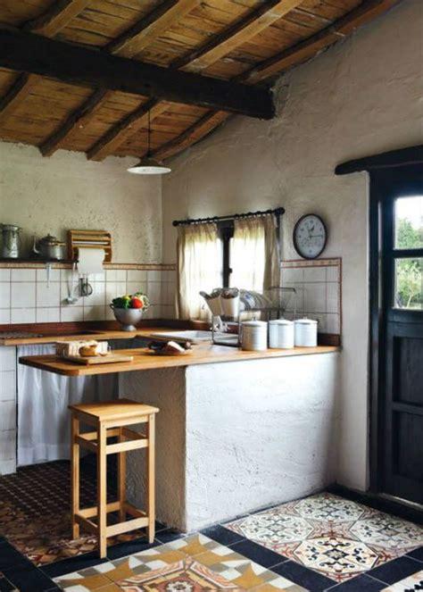 azulejos rusticos cocina rural cocinas cocinas