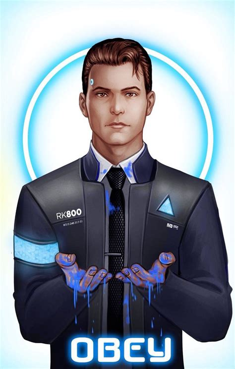 Some content is for members only, please sign up to see all content. Top 100+ Connor Detroit Become Human Wallpaper Iphone ...