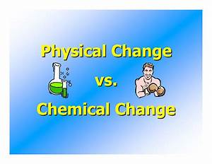 What's the difference between physical and chemical ...
