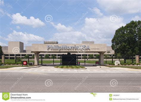 Philip Morris USA World Headquarters Editorial Photography ...