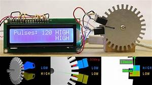 Rotary Encoder - Sensor Arrangement
