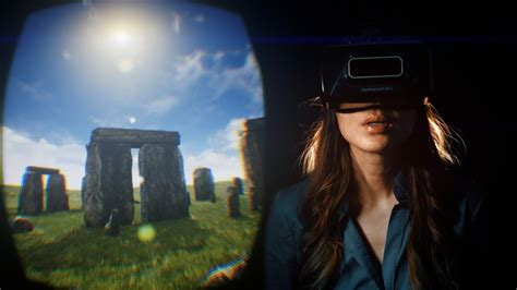 Seeing Stonehenge In Virtual Reality Like Never Before Vrscout
