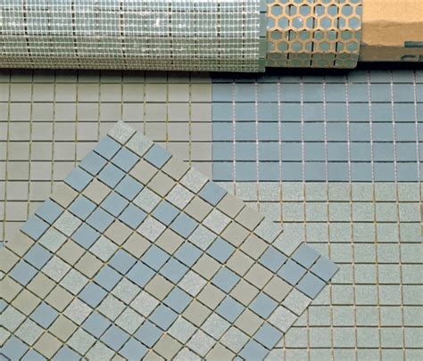 Cinca Mosaico Porcelanico Turquoise Sanitärkeramik