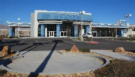 Planet Hyundai Centennial by Planet Hyundai To Open New Dealership Las Vegas Review