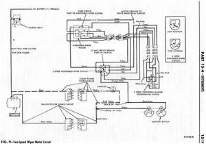 1964 Ford Falcon Wiper Switch Wiring Diagram