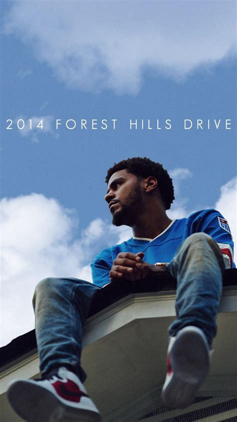 j cole forest hills drive cover j cole 2014 forest hills drive iphone 6 6s 7 wallpaper