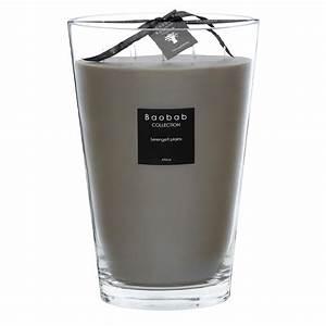 Bougie Baobab Soldes : acheter baobab collection bougie parfum e toutes saisons plaine du serengeti 35 cm amara ~ Teatrodelosmanantiales.com Idées de Décoration