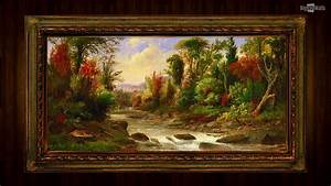 10 incredible paintings by famous artists HD Wallpaper ...