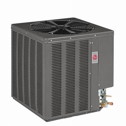 Ton Rheem Air Conditioner Condenser Seer Charge