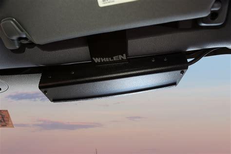 whelen  edge xlp interior lightbars mhq mhq
