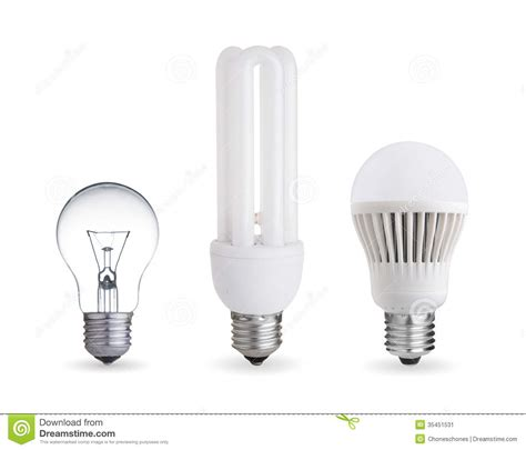 different types of light bulbs different light bulbs stock image image 35451531