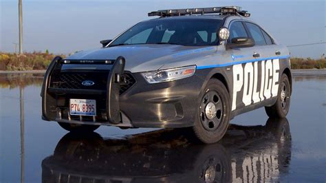 Cop Cars by Cop For A Day In A 2013 Ford Interceptor Car Wide