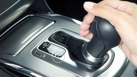 Manual Shift Mode (automatic