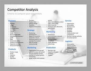 best 25 competitor analysis ideas on pinterest d With competitor research template