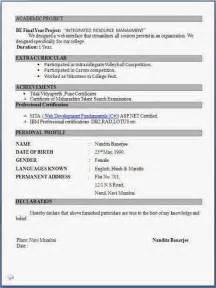 best resume format for engineering freshers pdf creator fresher resume format