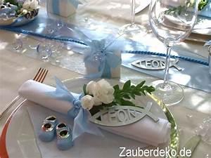 Tischdeko Kommunion Junge : set 25 personen blau tischdeko taufe junge gastgeschenke kommunion baby ~ Orissabook.com Haus und Dekorationen