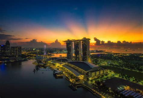 keren foto foto singapura  terlihat menakjubkan