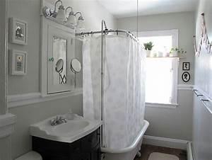Duschvorhang San Francisco : how to decorate a small bathroom ~ Michelbontemps.com Haus und Dekorationen