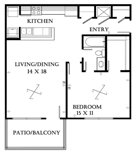 small 1 bedroom house plans small bedroom apartment layout also 1 house floor plans
