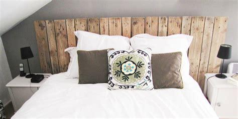fabriquer tete de lit pas cher