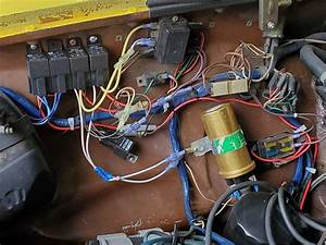 Wiring Relays   Because I Could    1979 Mgb   Mgb  U0026 Gt