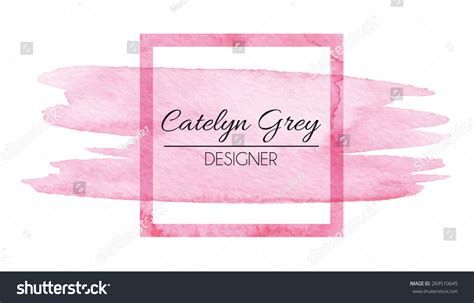 Vector Illustration Of Pink Logotype For Business Cards Business Card App For Mobile Phones Visifix Album Reading Iphone Giphy American Psycho Edit Avery Stock Template Number Apple Wallet
