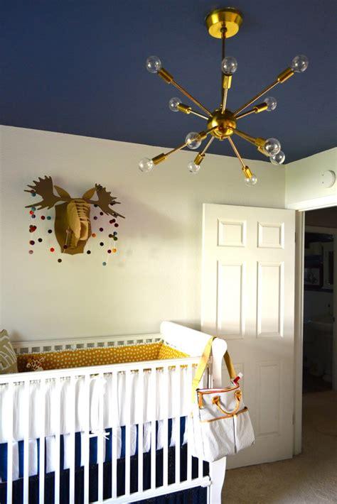 Licht Kinderzimmer by Statement Nursery Lighting Project Nursery