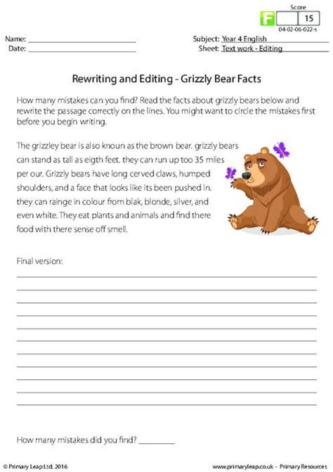 free comprehension worksheets for year 3 uk free year 4