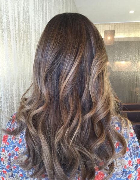 Fall Hair Colors 2015 For Brunettes by Balayage Jonathan George
