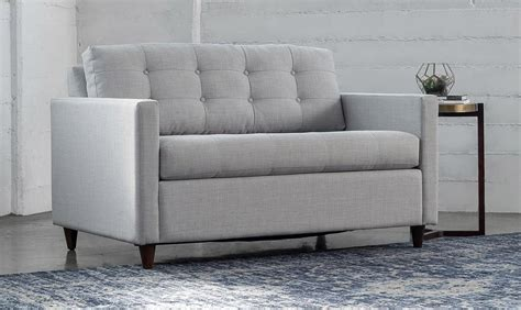 Best Loveseats For Small Spaces by The Best Sleeper Sofas For Small Spaces Apartment Therapy