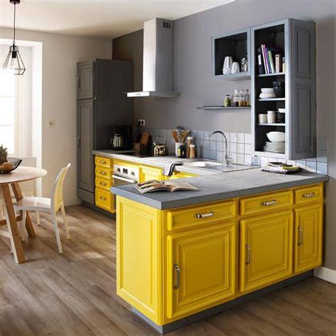 safran cuisine davaus couleur peinture jaune safran avec des