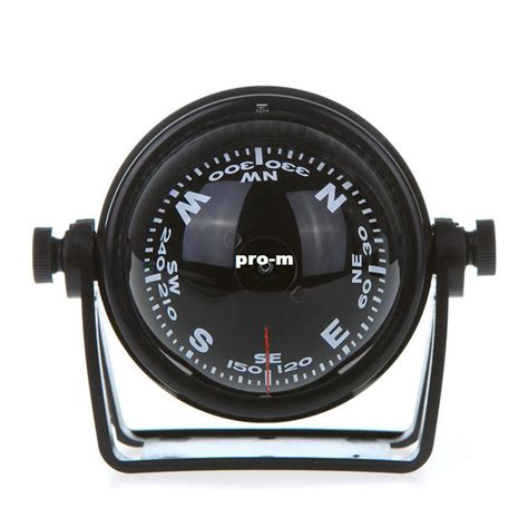 Best Small Boat Compass by Pivoting Compass Dashboard Dash Mount Marine Boat Truck