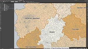 Plz Karte Berlin Kostenlos : deutschland postleitzahlen plz 5 vektorkarte 5 stellig ~ Orissabook.com Haus und Dekorationen