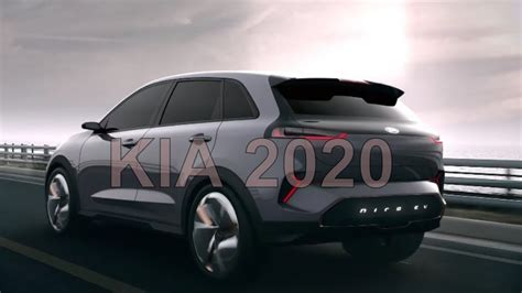 Kia Niro Ev 2020 by New 2020 Kia Niro Ev Exterior And Drive
