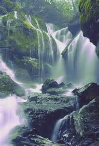 Smoky Mountains Waterfalls