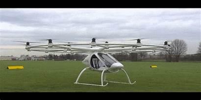 Flight Manned Helicopter Plane Sky Absurd