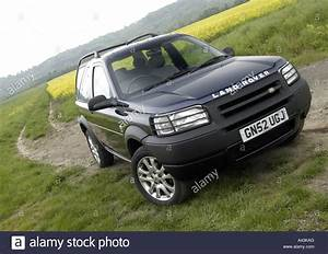 2002 Land Rover Freelander Mark 1 Off Road In The