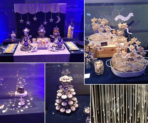 amazing moon stars themed weddings  wedding invitations