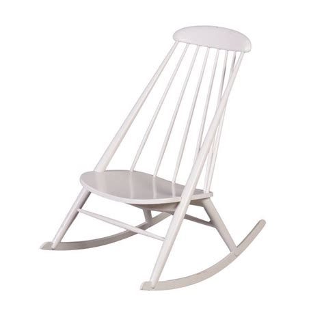vintage rocking chair from the sixties ztijl