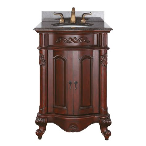 avanity provence  single bathroom vanity antique